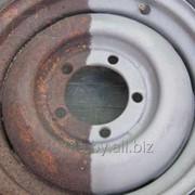 Дробеструйная обработка автомобильных дисков фото