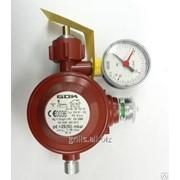 Регулятор давления газа gok 1,5кг/час 29 30 мбар klfхg1/4 lh-kn ps16бар с предохр. Устройством с маном. фото