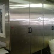 Вертикальный холодильник фото