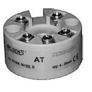 Преобразователь температуры типа AT для работы с термометрами сопротивления типа Pt100 и 100H фото