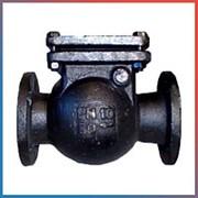 Клапан обратный 19ч16бр Ду 150 Ру 10 фото