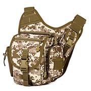 Тактическая сумка рюкзак OXFORD 600D DESERT DIGITAL 281718 фото