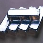 Галлий Гл 000, индий Ин 000, теллур Тр 0000 металлический. фото