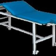 Стол массажный трехсекционный М-3 фото