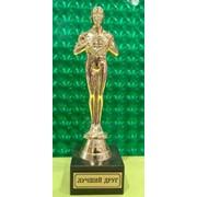 Статуэтка Оскар фото