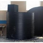 Емкость полиэтиленовая объем от 1 до 25 м. куб. фото