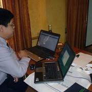 Ремонт компьютеров и мониторов LCD фото