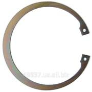 Кольцо стопорное нар-А 07, код 5407 фото