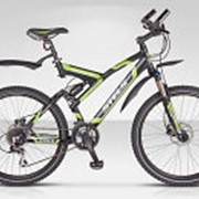Велосипед двухподвес Stels Navigator D 26[[MY_OWN_QUOTE]].15 фото