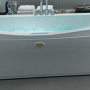 Оригинальная ванна c гидромассажем Jacuzzi Invita AIR фото