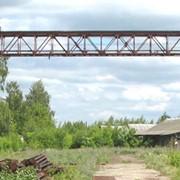 Козловой кран Б-20-32 фото