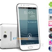 Смартфон N7100 MTK6577 Dual Core 5-дюймовый HD экран Android 4.1 GPS WCDMA WIFI Bluetooth 8.0MP камера фото