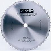 Диск с зубьями из карбида вольфрама для модели 590L Ridgid фото