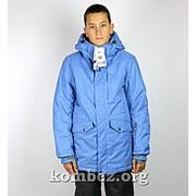 куртка Kalborn Куртка K-118 голубой 8(134-140) фото