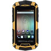 Телефон Мобильный Sigma mobile X-treme PQ15 (Black/Orange) фото