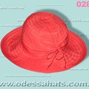 Летние шляпы Del Mare модель 028 фото