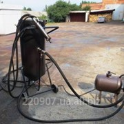 Термоабразивная машина 175 литр фото