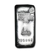 Слиток серебра 250umicore фото