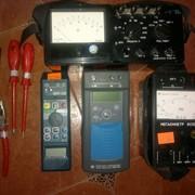 Электромонтажные работы, электрофизические измерения фото