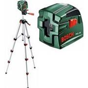 Прокат (аренда) лазерного уровня-нивелира. Лазерный уровень нивелир BOSCH PCL 10 фото
