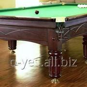 Бильярдный стол Клубный 9 футов фото