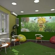 Учебные и другие помещения для детей фото
