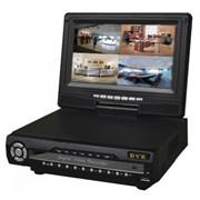 Видеорегистратор DVR-4DAM для систем видеонаблюдения фото