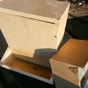 Бункерные кормушки для кроликов и птицы фото