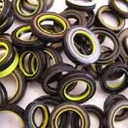 Манжеты резиновые армированные для валов фото