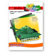 Набор для творчества модульное оригами Танк ОК-320 фото