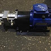Насосный агрегат НШ10-10 тандэм с электродвигателем фото