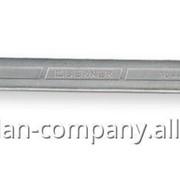104456 ТМ Berner Ключи гаечные комбинированные удлиненные, 30 мм (длина 390 мм) фото
