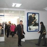 Реклама в ВУЗах, университетах, реклама в спорткомплексах фото