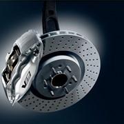 Замена передних тормозных дисков фото