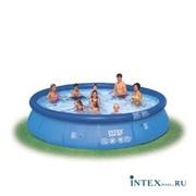 Надувной бассейн 457x91см. INTEX 56410 фото