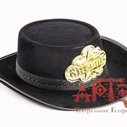 Карнавальная шляпа шерифа фото