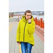 Куртка для девочки модель 7407И фото