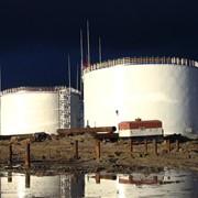 Антикоррозионная защита наружных поверхностей резервуаров фото