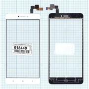 Сенсорное стекло (тачскрин) для Xiaomi Redmi Note 4X белое, Диагональ 5.5, 1080x1920 фото