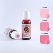 Жирорастворимый краситель Kreda-F розовый 20 г., 70 г. , 1 кг. фото