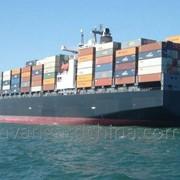 Морские перевозки из Китая фото