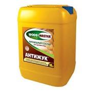 Биозащитный материал для древесины Антижук 10л фото