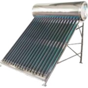 Солнечный водонагреватель JW58 -36 фото