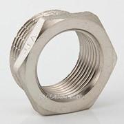 Футорка- переход резьба НАРУЖНАЯ- внутренняя 2'х 1' (никель), VALTEC фото