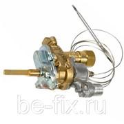 Кран газовый духовки (с термостатом) для газовой плиты Bosch 267920. Оригинал фото