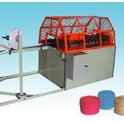 Машина для производства бумажных веревок фото