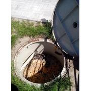 Утилизация жира. Очистка жироловушек. фото