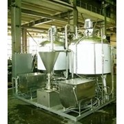 Оборудование для восстановления сухого молока фото