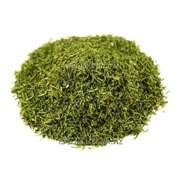 Зелень сушенная экспорт фото