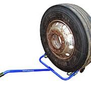 N31001 NORDBERG Тележка для транспортировки колес 150 кг фото